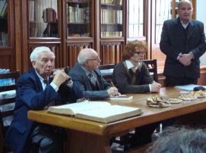 Acordarea Premiilor Lykeion, aprilie 2011.