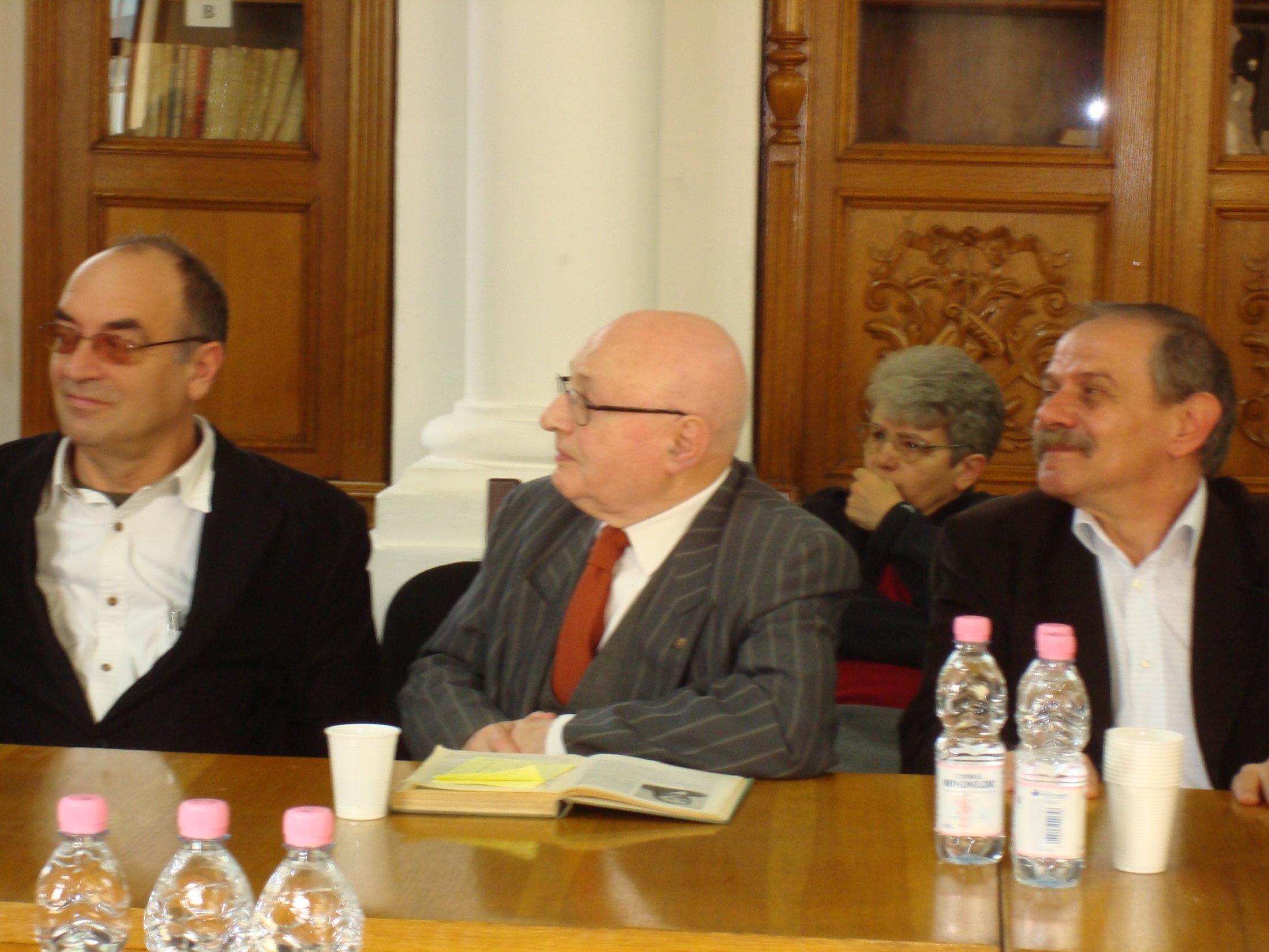 Acordarea Premiului Lykeion, martie 2010.